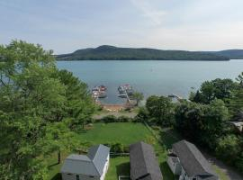 Bayside Inn & Marina - Two Bedroom Cottage F Cooperstown USA