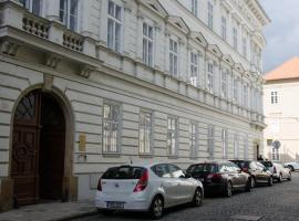 Hotel Photo: Apartment City Centre Olomouc