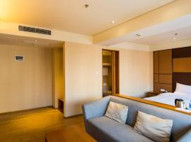 A picture of the hotel: JI Hotel Dongtai