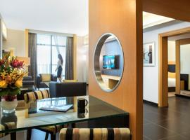 Hala Arjaan by Rotana, Deluxe Hotel Apartments Abu Dhabi United Arab Emirates