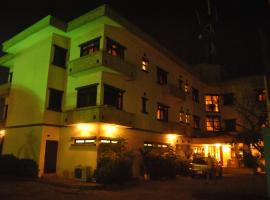 Three Arms Hotel Lagos Nigeria