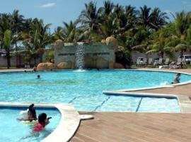 Hotel near  El Salvador Intl  airport:  Las Hojas Resort & Beach Club