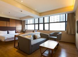 Hotel Photo: JI Hotel Dalian Xi'an Road Branch(Previous: JI Hotel Dalian Huanghe Road Branch)