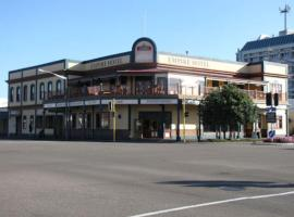 The Cobb Hotel Palmerston North Nova Zelândia