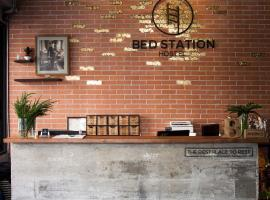 Bed Station Hostel Bangkok Thaimaa