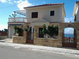 Villa Panorama Lourdata Greece