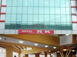 Hotel Photo: Hotel RK Delhi