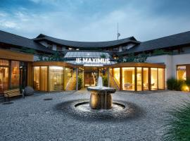 Maximus Resort Brno Czech Republic