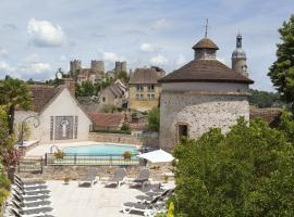Hotel Photo: Logis Grand Hotel Montespan-Talleyrand