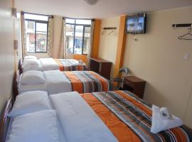 Hotel Photo: Hotel Norsi