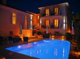 Korina Gallery Hotel Vathi Greece