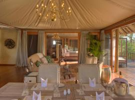 Finch Hattons Luxury Tented Camp Tsavo West National Park Kenya