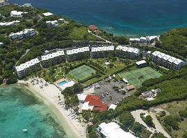 Anchorage Beach Resort St. Thomas Virgin Islands