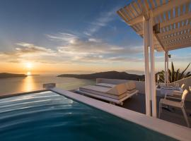 Andromeda Villas & Spa Resort Imerovigli Greece