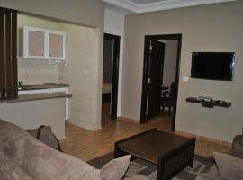 Hotel photo: Al Ballouti Hotel Suites