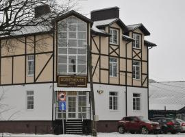 Mini-Hotel GuestHouse Tver Russia