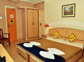 Vista Rooms at Colva Beach Chandor India