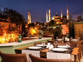 Hotel Erguvan - Special Category Istanbul Turkey
