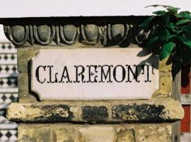 A picture of the hotel: The Claremont