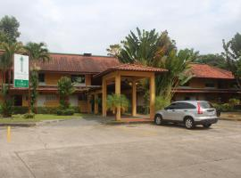 A picture of the hotel: Albrook Inn