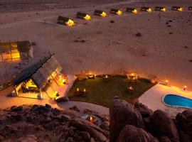 A picture of the hotel: Desert Quiver Camp