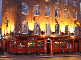 The Ferryman Townhouse Dublin Ireland