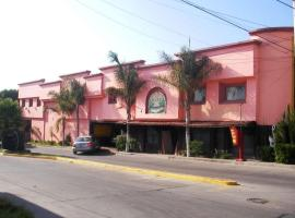 Motel Costa Dorada Rosarito Mexique