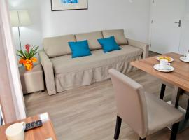 Odalys Appart'hotel Tours Tours Francie