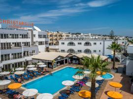 Christabelle Hotel Apartments Ayia Napa Republikken Cypern