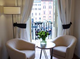 Piazza Farnese Luxury Suites Rome Italy