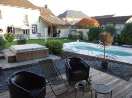 A picture of the hotel: Couleurs Champagne