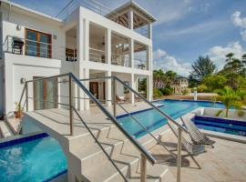 A New Dawn Beach House Maya Beach Belize