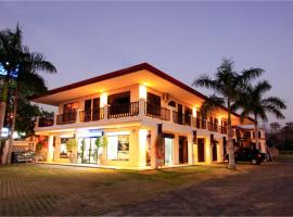 Hotel Photo: Blue Palm Hotel