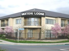 Hotel Photo: Saxton Lodge Motel