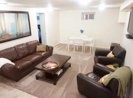 Hotel Photo: 2 Bedroom Suite in Ideal Location