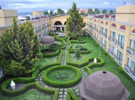 A picture of the hotel: Courtyard Toluca Airport