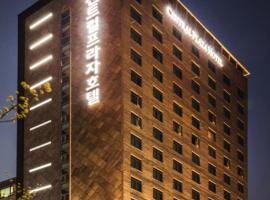Hotel Foto: Central Plaza Hotel - Incheon Cityhall