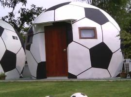 Hotel Photo: The Football House