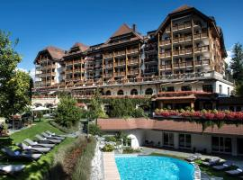 Hotel Photo: Park Gstaad