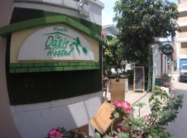 The Oasis Hostel Bangkok Thailand