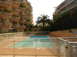 Hotel Photo: Appartement au jardin du cap martin