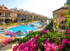 Sunset Beach Resort Aqua Lettings Fethiye Turkey
