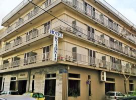Kidonia Hotel Chania Town Greece