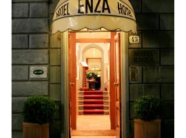 Hotel Enza Florence Italy