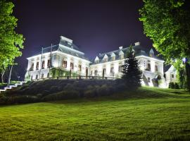 Manor House Spa Chlewiska Poland