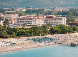 L'Oceanica Beach Resort Kemer Turkey