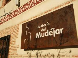 Hotel Photo: Hostería del Mudéjar