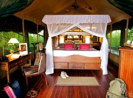 Хотел снимка: Samburu IntrepidsTented Camp