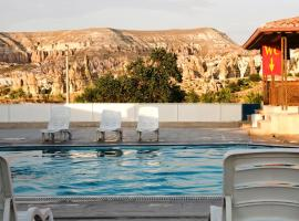Ciner Hotel Goreme Turkey