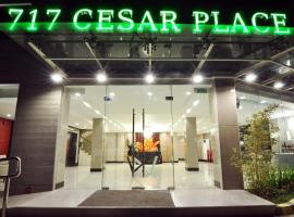 717 Cesar Place Hotel Tagbilaran City Philippines